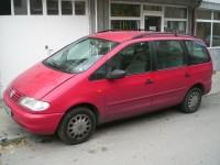 Продавам VW Sharan 1,9 TDI